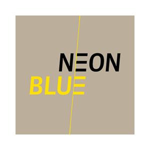 Neon Blue Logo